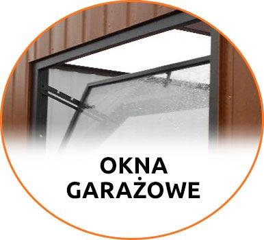 Okna garażowe